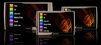 archos to release media tablet and phone based on Google Android OS