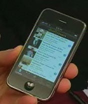 iphone offers e-book functionality