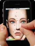 The Zit Picker iPhone app.