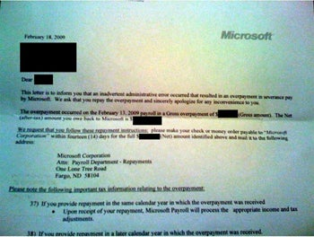 letter to confirm employment