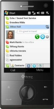 Skype for Windows Mobile