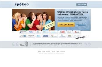 Spokeo public information aggregator
