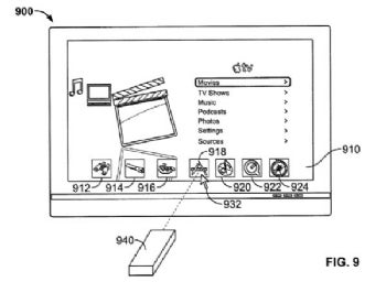 apple patent shows wand-like device in the works