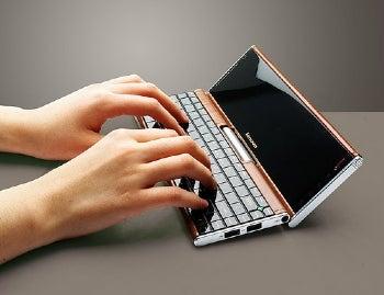 lenovo yoga netbook prototype