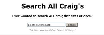 Search All Craig's