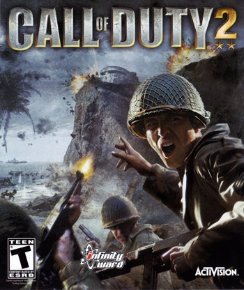 call of duty 2, video game