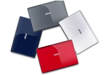 MSI Wind netbooks