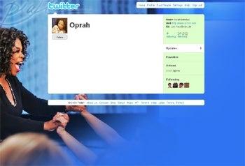 opra on twitter