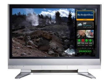 HDTVs to get Adobe Flash