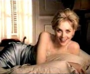 Sharon Stone for AOL
