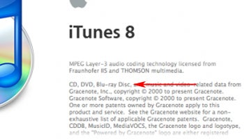 Apple Updates iPhone 3.0 Beta Software: iTunes Goes Blu-ray