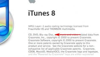 Apple Updates iPhone 3.0 Beta Software: iTunes Goes Blu-ray