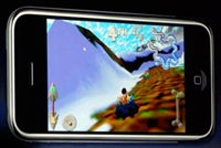 apple iphone games