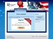 Test-IQ.com online quiz