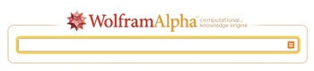 Search Engine Wolfram Alpha Focuses on Great Answers - Not Movie Times