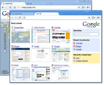 Google Chrome 2.0 Browser Now Ready for Prime Time
