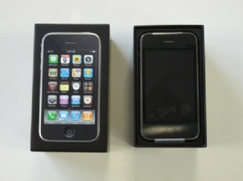 Apple IPhone 3G S Unboxing Pics