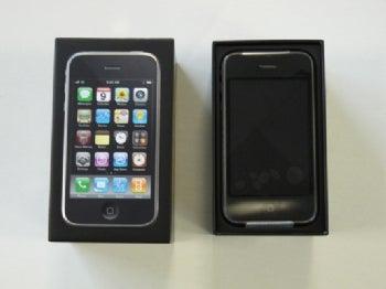 apple iphone 3g s: unboxing pics | pcworld