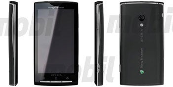 Leaked: Sony Ericsson's Upcoming Android Phone