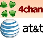 AT&T and 4chan Kerfuffle Gets Ugly, Then Despicable