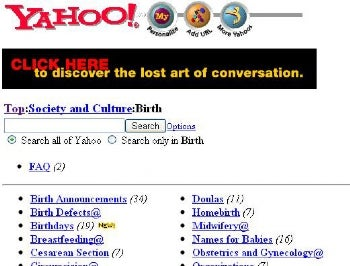 Yahoo Search: RIP