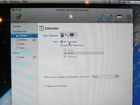 4 Secrets About BlackBerry Desktop for Mac | PCWorld