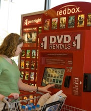 Hollywood Hates Redbox's $1 DVD Rentals