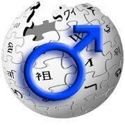 Wikipedia Writers: Men