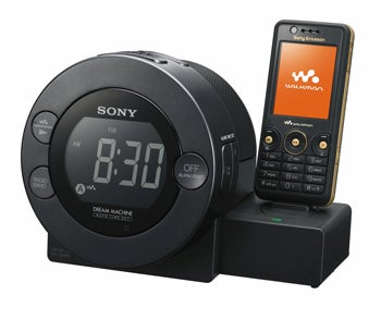 New Sony Clock Radio Sony
