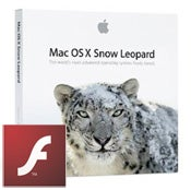 Snow Leopard Attack! Adobe Flash Flaw Ships with OS
