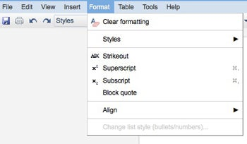 Google Docs Adds Student-Friendly Features | PCWorld