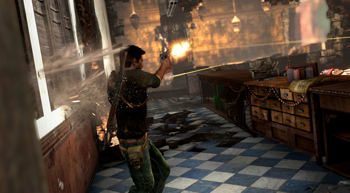Uncharted 2: Among Thieves Interview, Part One