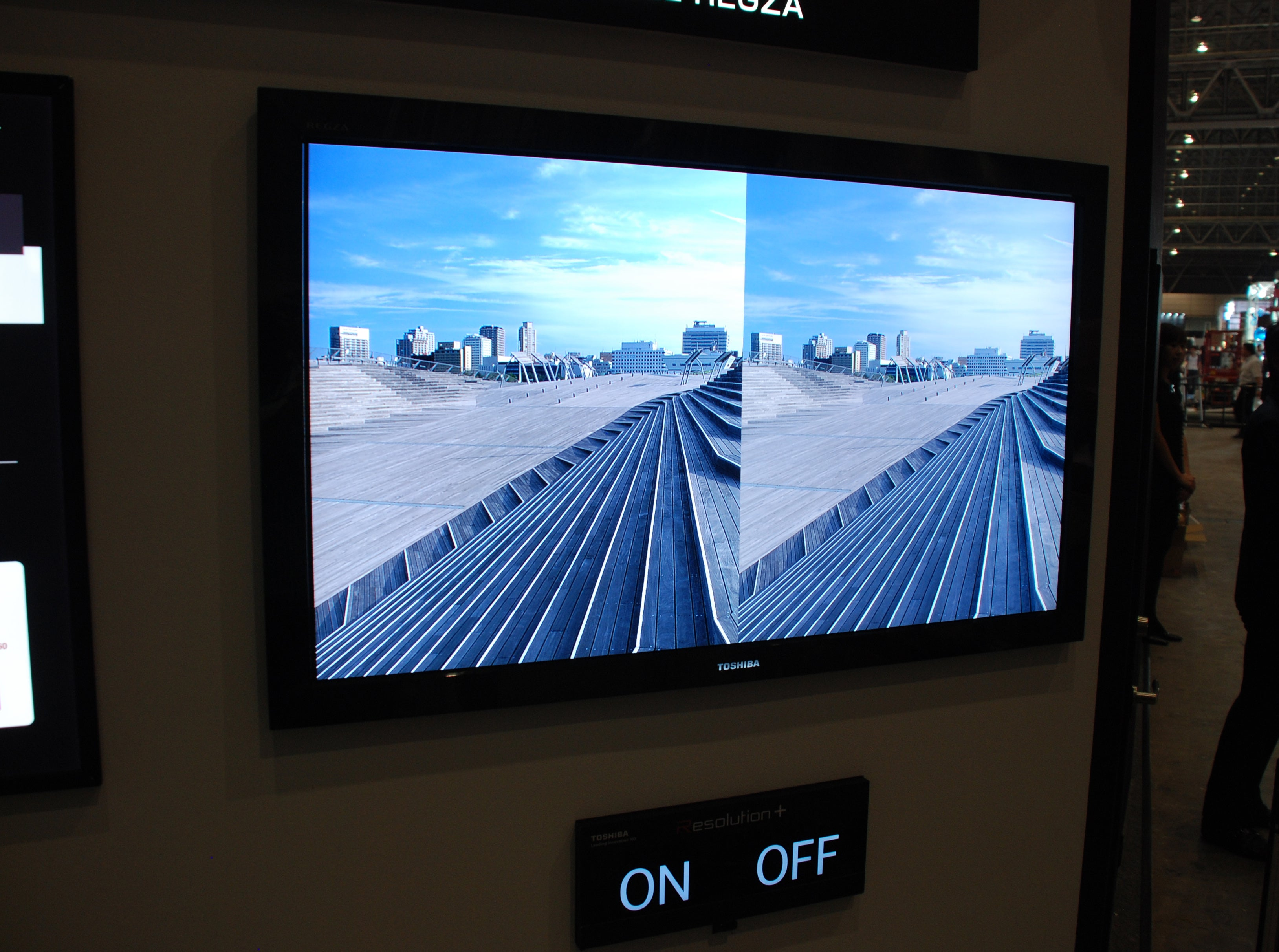 Toshiba Shows First TV Based on Cell Chip | TechHive