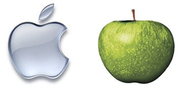 Apple, Beatles Logo