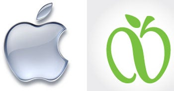 Apple, GreeNYC Logo
