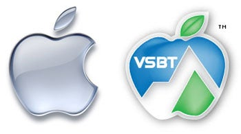 Apple, VSBT Logo