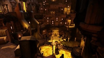 Bioware's Dragon Age Origins