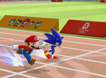 Mario & Sonic at the Olympic Winter Games for Wii