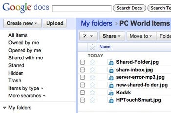 Google Docs; click for full-size image.