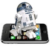droid iphone
