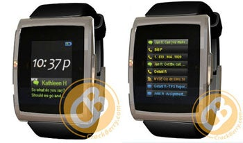BlackBerry Wristwatch