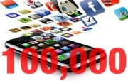 iPhone App Store Hits 100K Apps: A Look Back