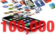 Apple App Store: 100,000 Apps