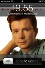 iPhone 'Rickroll' Worm Is No Threat To Most Users