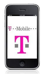 T-Mobile May Miss Out on New iPhone