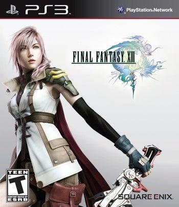 Final Fantasy XIII PS3 Box Shot