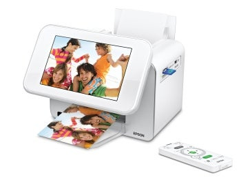 Epson PictureMate Show snapshot printer