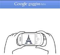 Google Goggles Visual Search