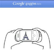 Google Goggles Visual Search