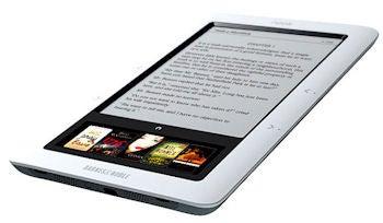 Barnes & Noble's Nook E-Reader